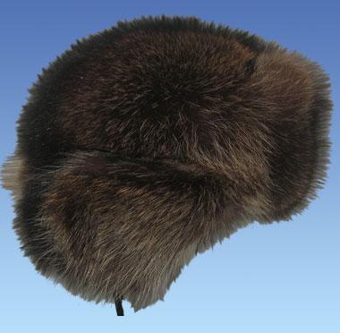 шапка капор.